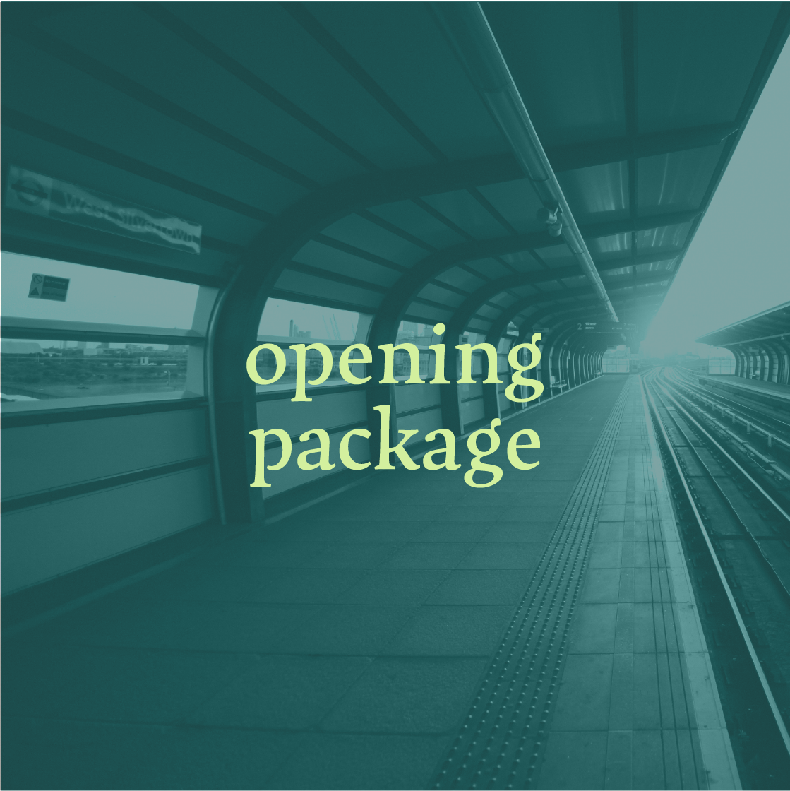 This is our default package. Choose this if you don't have open borders yet. If you don't combine it with different packages we will not lay any particular focus. You will benefit from a variety of advantages.